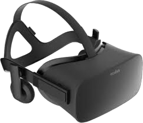 Photo of the Oculus Rift VR Headset